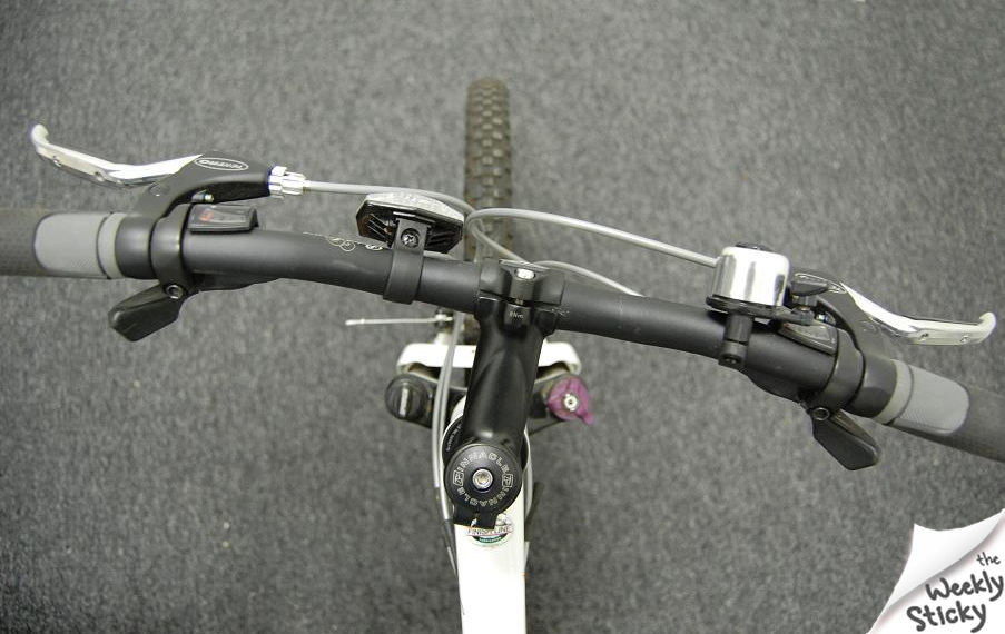 Crooked Handlebars