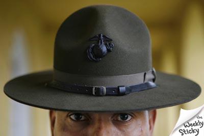 Chiro Marine Hat
